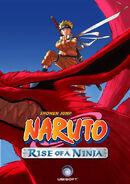 Naruto Rise of a Ninja BoxArt