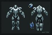 Concept - Titan Armor