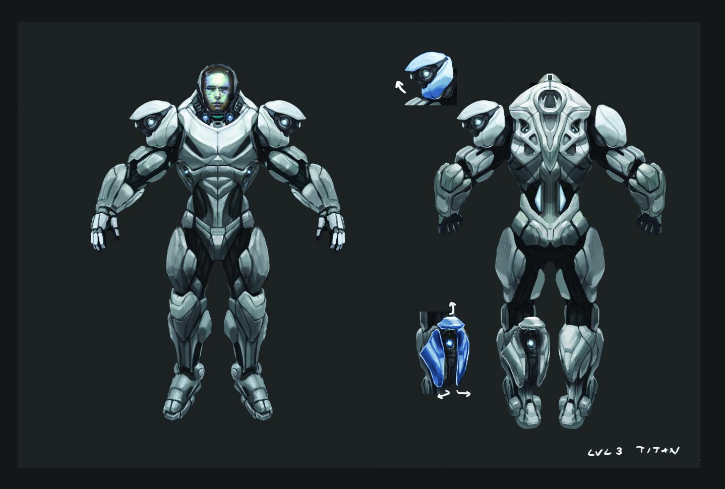 Advanced Power Armor (Fallout) vs Titan Armor (XCOM ...