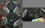 XCOM UFO and Interception Scout FloorPO