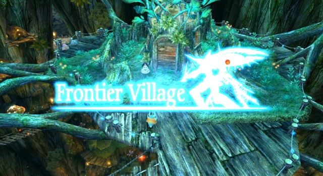 X Blades Wallpaper Frontier Village | Xen...