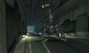 Blast Furnace Conduit Corridor