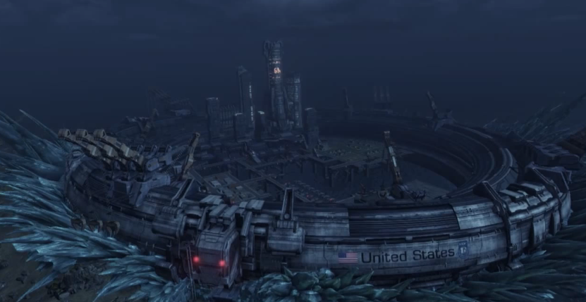 Xenoblade Chronicles X: Neo Los Angeles 2