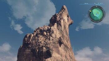 Mount edge