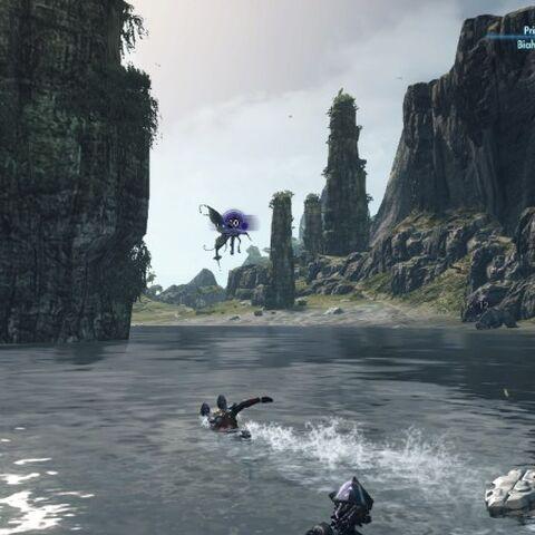 Caranau, the Water Drake