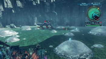 Abyss Reservoir screenshot
