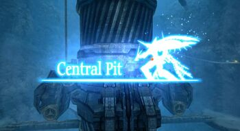 Central Pit Location