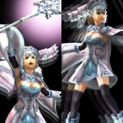 Melia - Battle Tactics