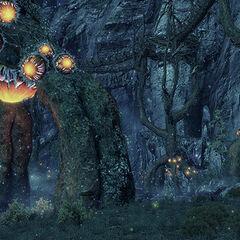 Nighttime in Noctilum