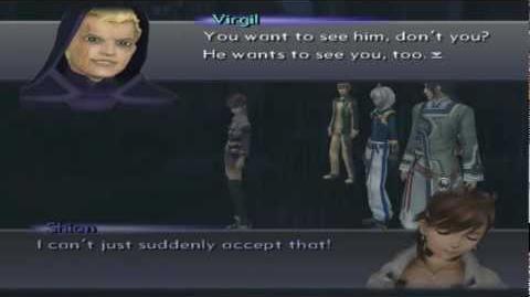 Virgil Reproves Shion