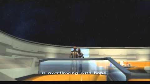 Xenosaga III HD Cutscene 345 - For Each Their Own Journey (Ending Part 4 & Credits) - ENGLISH