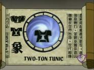 Two-Ton Tunic Scroll