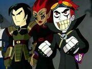 Jack and the heylin villains