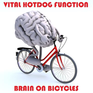 VHF - Brain on Bicycles
