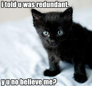 Redundant142