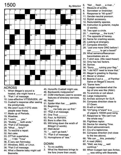 Crossword1500