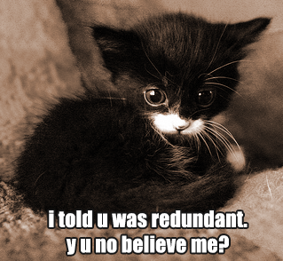 Redundant132
