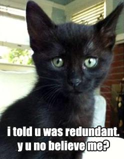 Redundant14