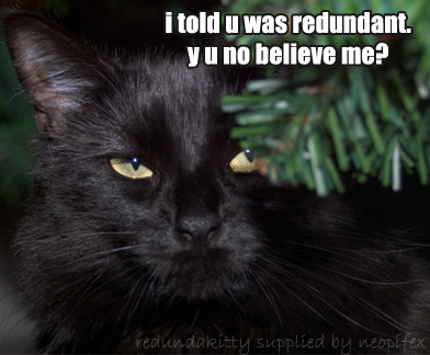 Redundant125