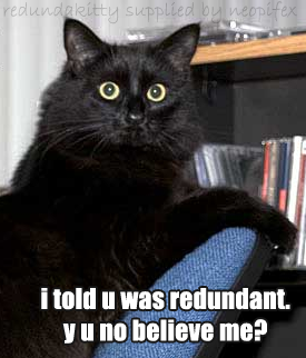 Redundant155