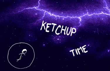Ketchup time 8 by chronosdragon