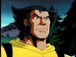 X-Men animated serie .Wolverine