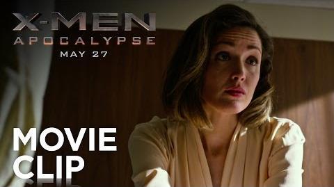 "X-Men Apocalypse ""Moira's Office"" Clip HD 20th Century FOX"