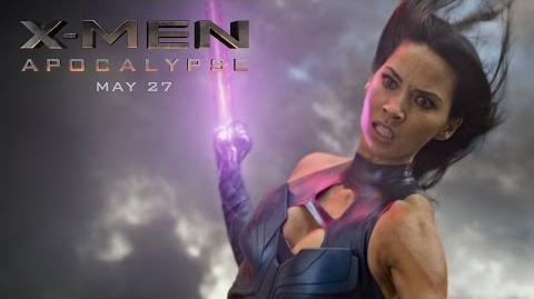 "X-Men Apocalypse ""Psylocke"" Power Piece HD 20th Century FOX"