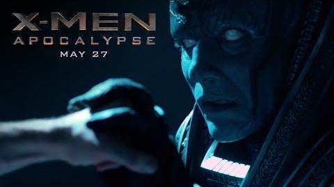 "X-Men Apocalypse ""Let's Go To War"" TV Commercial HD 20th Century FOX"