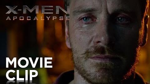 "X-Men Apocalypse ""My Name is Magneto"" Clip HD 20th Century FOX"