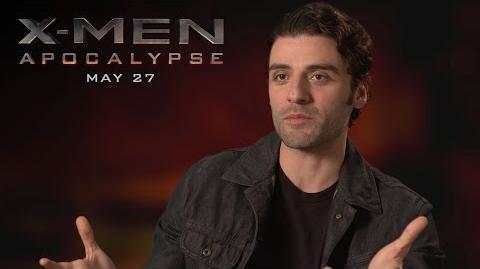 "X-Men Apocalypse ""Apocalypse"" Power Piece HD 20th Century FOX"