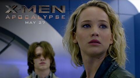 "X-Men Apocalypse ""Who Is He?"" TV Commercial HD 20th Century FOX"