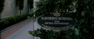 Xavier's School Sign (The Last Stand - 2006)
