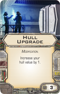 Hull Modification