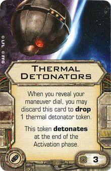 Thermal-detonators