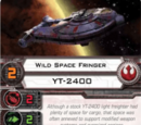 Wild Space Fringer