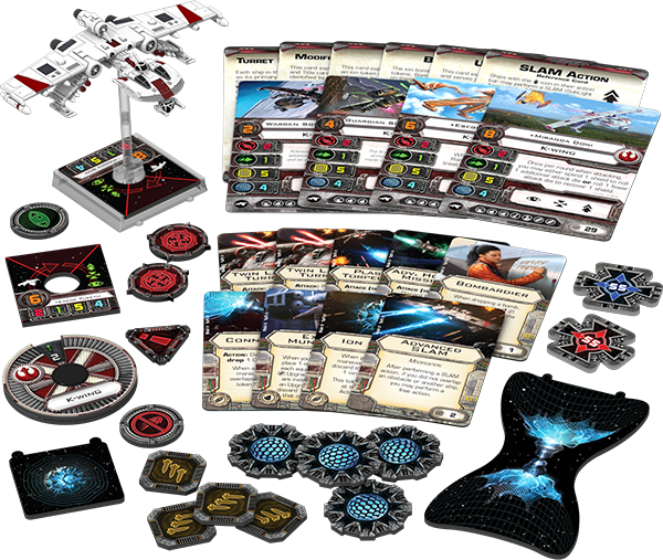 K-Wing Expansion Pack - X-Wing Miniatures Wiki