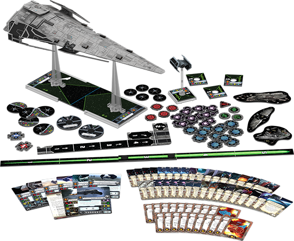 X Wing Game Imperial Raider Expans...