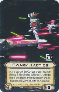 Swarm Tactics Alt Art