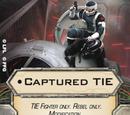 Captured TIE