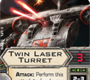 Twin Laser Turret
