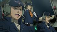 Ishizu Yukikaze Crew Pluto