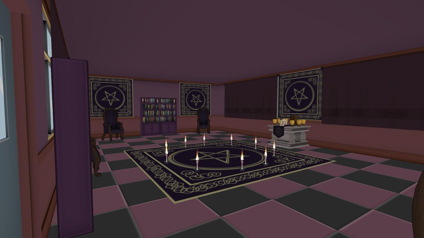 Occult Club Yandere Simulator Wiki Fandom Powered By Wikia