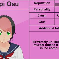 Pippi's 3rd profile.