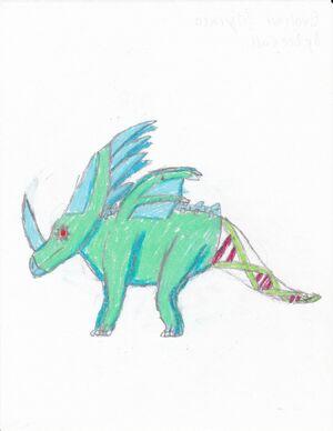 IMG Evolsaur Styraco