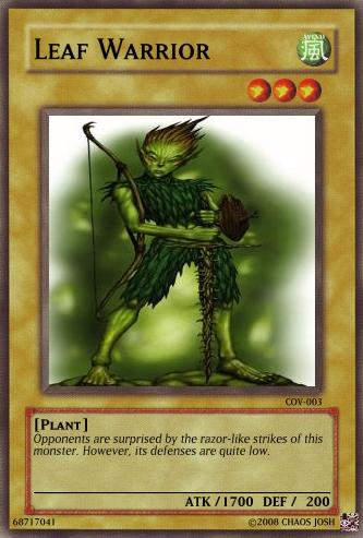 Leafwarrior