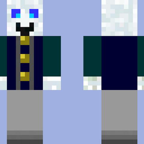 Ctrl_Alt_Llama's Minecraft skin.
