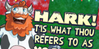Hark! T'is What Thou Refers To As Yogsmas!
