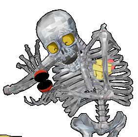 yo kai watch 2 how to fight glitzy bones