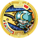 Shogunyan yo kai watch wiki for Decoration yo kai watch